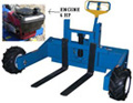 All Terrain Gas Powered Pallet Trucks