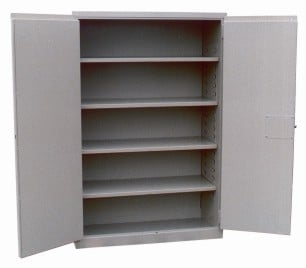 Heavy Duty Double Walled Storage Cabinets