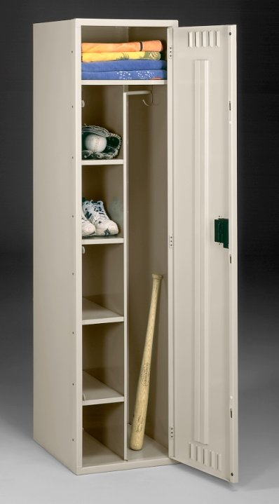 Extra Wide Combination Lockers