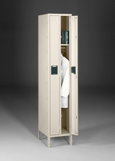 Duplex Skinny Lockers