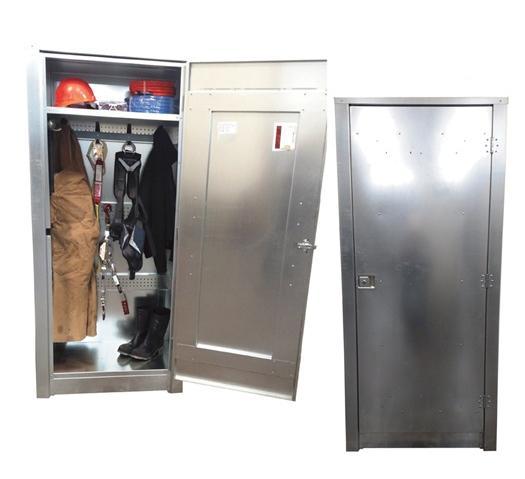 Industrial Storage Cabinet 2 Door Storage Cabinet