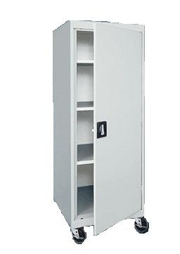 sc 1 st  A Plus Warehouse & Heavy Duty Narrow Mobile Storage Cabinet