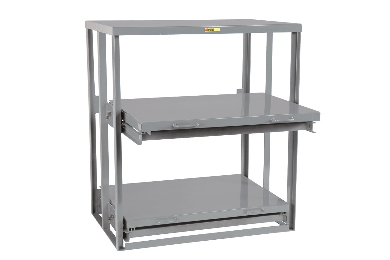 HRS 3648 ROLL OUT SHELVING