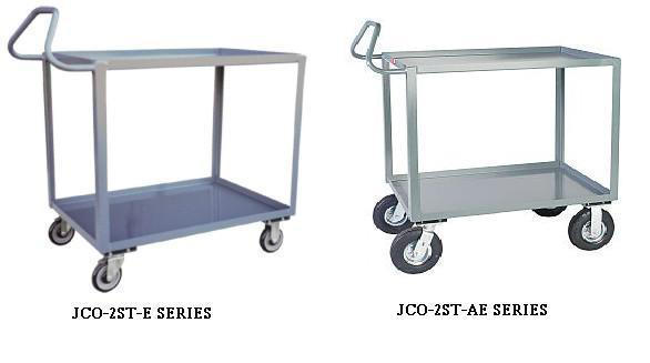 Ergo Handle Carts With 1200 Pound Capacity