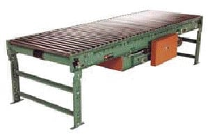 Medium Duty Live Roller Conveyor