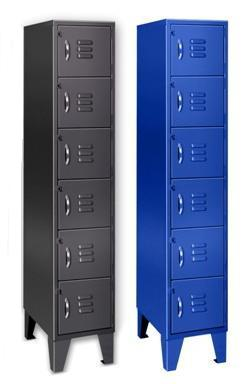 Welded Metal Box Lockers