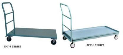Economy Medium Duty Steel Platform Trucks