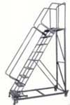 Heavy Duty Rolling Safety Ladders