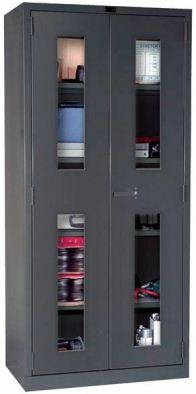 Heavy Duty See Through Storage Cabinets
