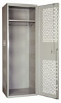 Ventilated Heavy Duty Security Lockers