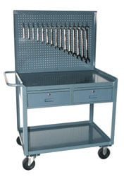 Tool Handling Mobile Work Stations