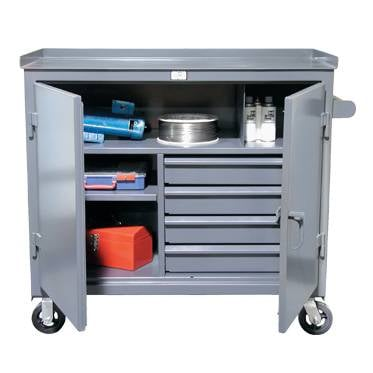 Kingcab Heavy Duty Multiple Storage Maintenance Mobile Carts
