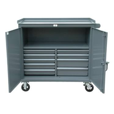 Kingcab Drawer And Shelf Mobile Cart