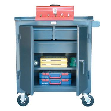 Kingcab Three Drawer Mobile Cart