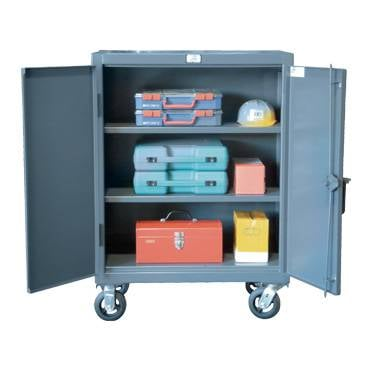 Kingcab Mobile Cart Counter Height Cabinet