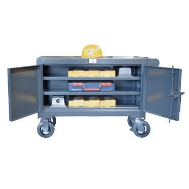 Kingcab Low Boy Assembly Line Mobile Carts