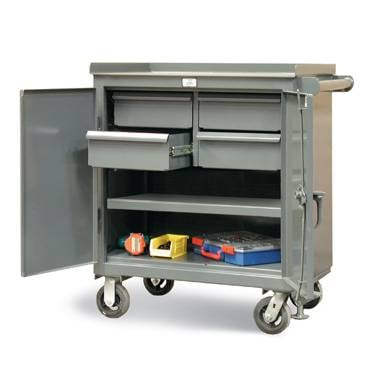Kingcab Four Drawer Mobile Cart