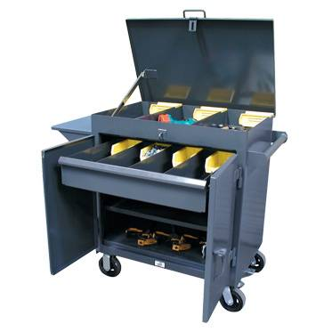Kingcab Single Drawer Mechanics Mobile Cart