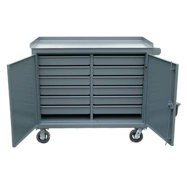 Kingcab Twelve Drawer Mobile Carts