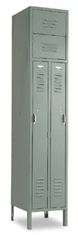 Two Person School Lockers