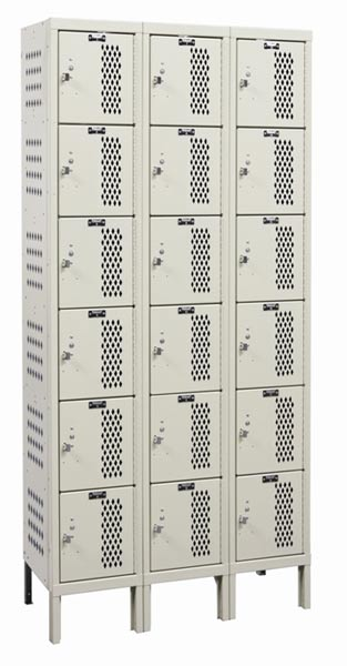 Vented Box Lockers