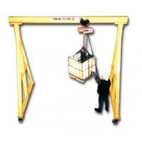 Fixed And Adjustable Steel Gantry Cranes