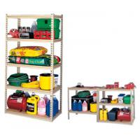Rivet Shelving By Tennsco