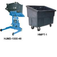 Heavy Duty Multi Purpose Portable Tote Dumper