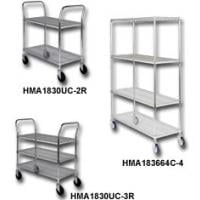 Economy Wire Shelving Carts
