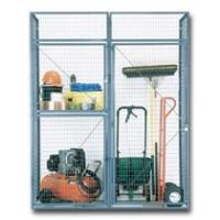 Single Tier Storage Locker