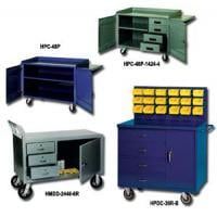 Mobile Cabinet Workbenches