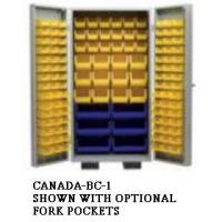 Canada Stock Bin Cabinets With 132 Bins