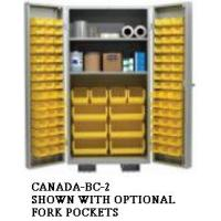 Canada Stock Bin Cabinets With 106 Bins