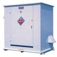 Outdoor Storage Cabinet - non fire rated with ramp
