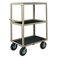 Three Shelf Instrument Shelf Truck