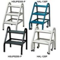 No Tip Aluminum Stationary Stools And Ladders