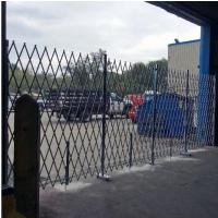 20 feet wide galvanized gate