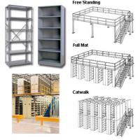 Republic Industrial Steel Shelving