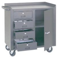 Mobile Shop Lab Cabinet