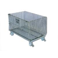 Zinc Plated Wire Containers