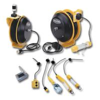 Ez Coil Safety Series Electric Cord Reels
