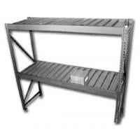 Solid Steel Rack Decking