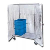 Chrome Security Carts