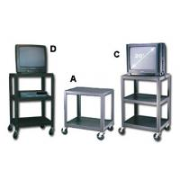 Metal Utility Cabinet Carts