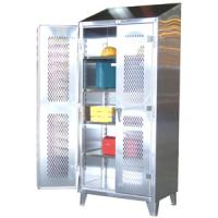 Ventilated Stainless Steel Cabinet