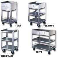 Stainless Steel Drawer And Shelf Trucks