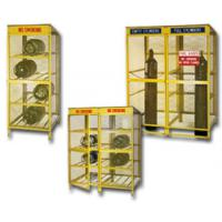 Economy Metal Cylinder Storage Cabinets