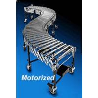 Heavy Duty Power Expandable Roller Conveyor
