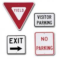 Traffic And Parking Control Signs