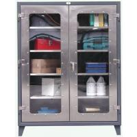 See Through Stainless Steel Cabinets